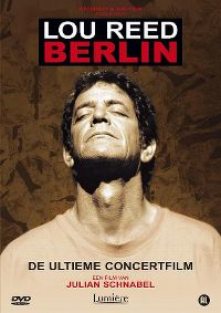 Cover Lou Reed - Berlin [DVD]